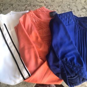 XS/S Top BUNDLE !!! Includes Ann Taylor